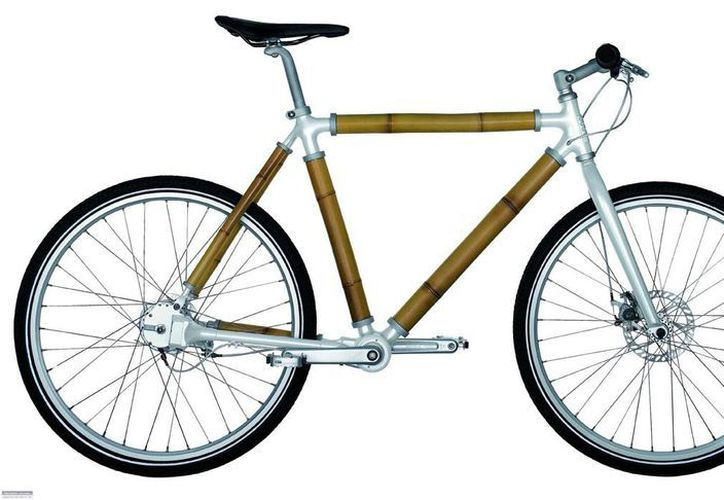 Estudiantes yucatecos de la UVM desarrollan bicicletas ecológicas con bambú, la imagen es de contexto. (vidamasverde.com)