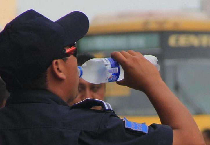 La tregua del calor se prolongará durante esta semana, según pronostica la Conagua. (José Acosta/SIPSE)