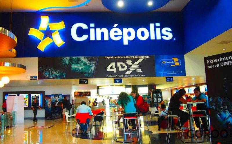 Clausuran administrativamente los cines de plaza las for Cartelera cinepolis cd jardin