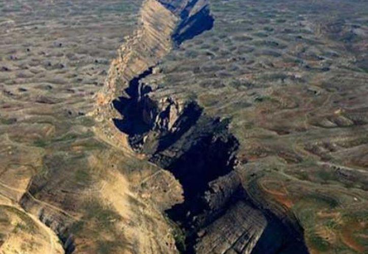 La Falla de San Andrés podría motivar el desprendimiento de Baja California, según estudios geológicos. (Wikimedia)