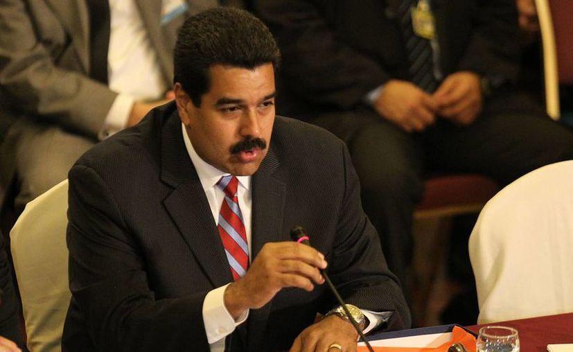 Maduro enfrenta altos índices inflacionarios durante su mandato. (EFE)