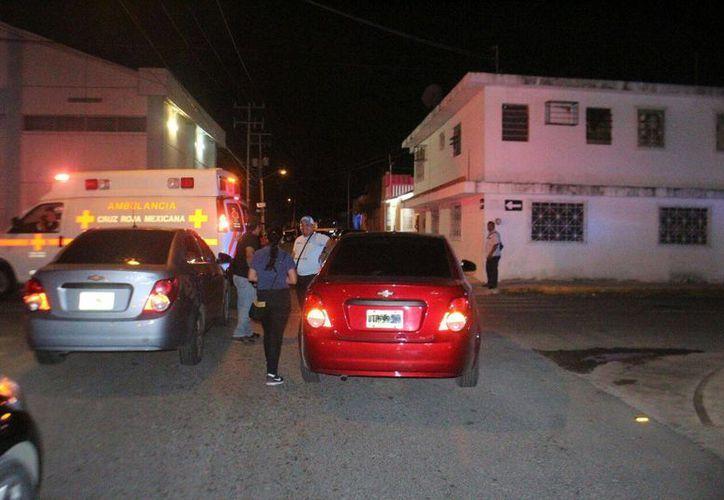 La noche de ayer se registró una persona sin vida por disparos de arma de fuego en Cancún. (Redacción/SIPSE)