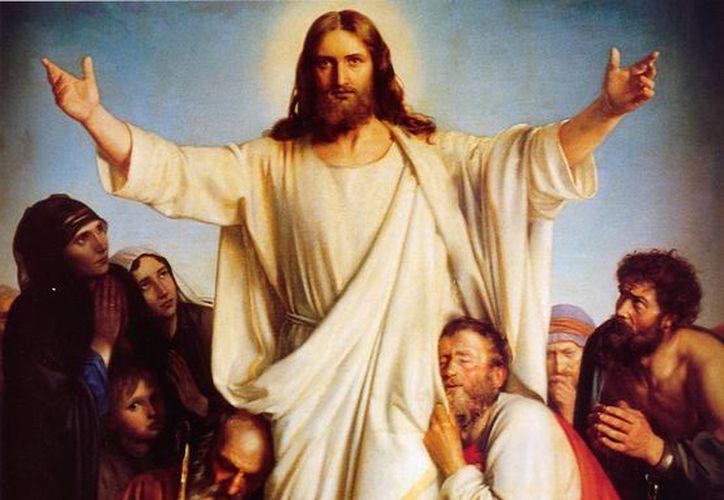 """La última semana de la vida de Cristo termina con el último día del calendario cristiano que es el """"Domingo de Resurrección"""". (corazones.org)"""