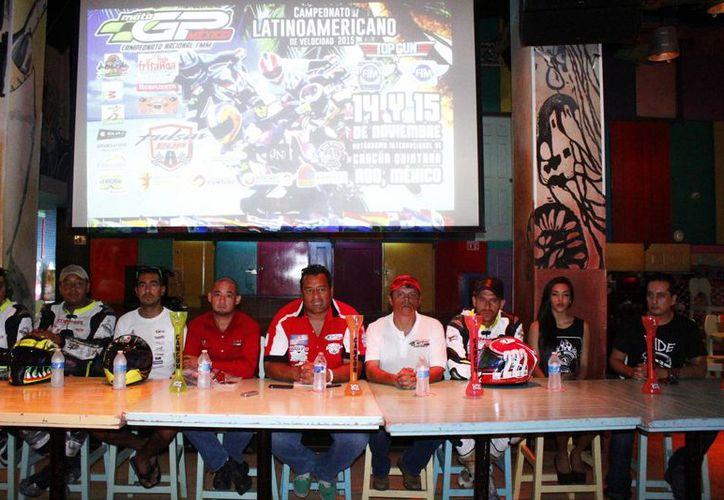 El comité organizador señaló que el evento se realizará del 13 al 15 de noviembre. (Ángel Mazariego/SIPSE)