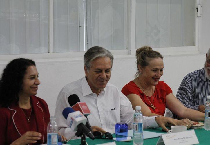 El rector de la casa de estudios informó que el evento se realizará del 23 al 26 de enero en el auditorio del plantel. (Jesús Tijerina/SIPSE)