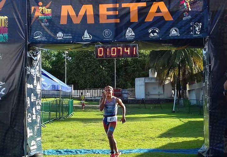 El maratón fue un salvavidas en temporada baja para el comercio del Pueblo Mágico. (Javier Ortiz/SIPSE)