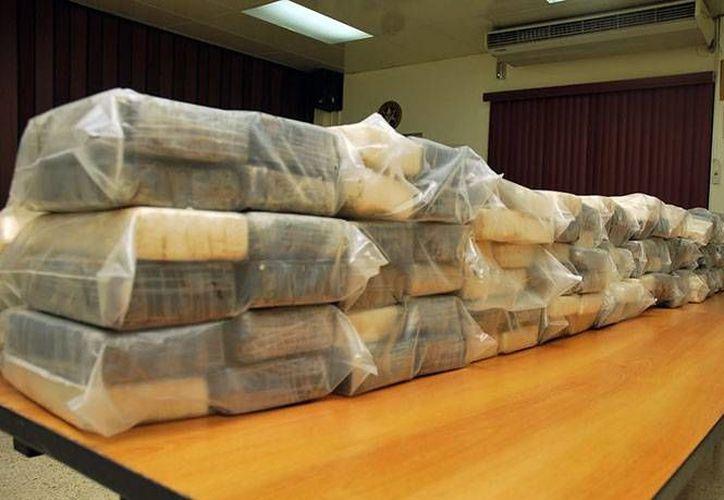 Como suele suceder, fue gracias a una segunda inspección que se pudo rastrear la droga en la frontera entre Matamoros y Brownsville. (excelsior.com.mx)