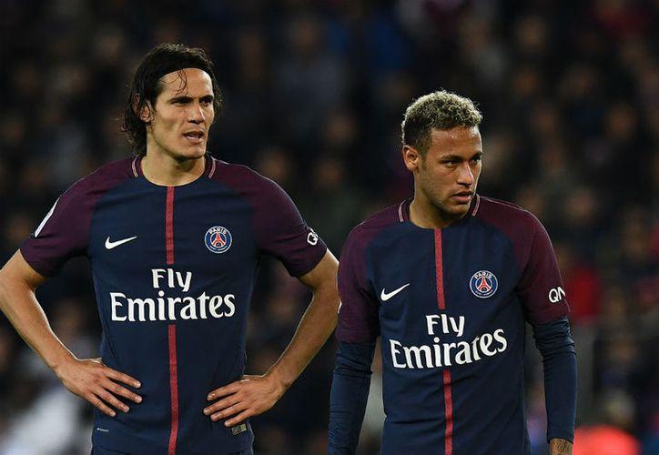 Las dos estrellas del PSG mantuvieron el domingo dos desencuentros por tirar un penal. (Foto: El Espectador)