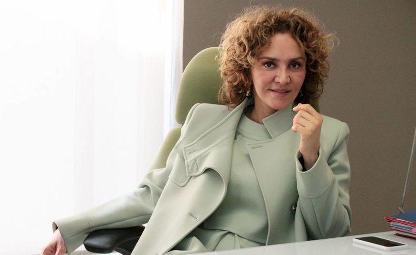 El conflicto entre Angélica Fuentes y Jorge Vergara por el control de las empresas Omnilife, Angelíssima y el club de futbol Chivas empezó en enero de 2014. (Archivo/Notimex)