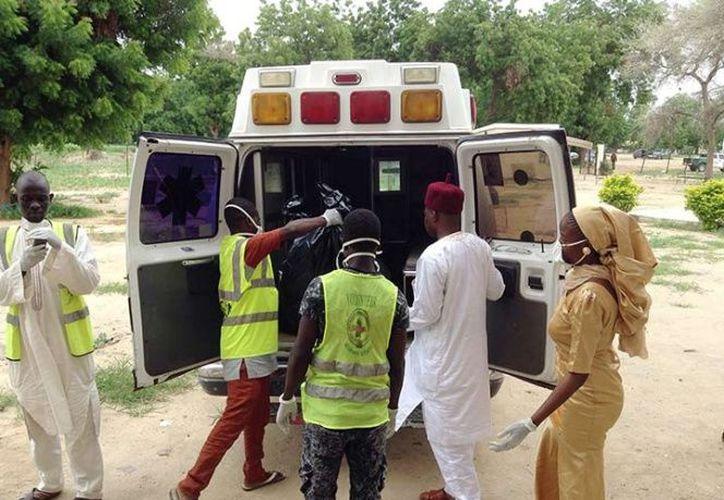 Las autoridades de Nigeria dicen que al menos 48 personas murieron en ese ataque cerca del lago Chad. (AP).