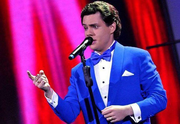 José Manuel  ha dado a conocer por su talento y quiere llegar a la fama sin necesidad de utilizar el nombre de su padre. (Imagen tomada de caracoltv.com)