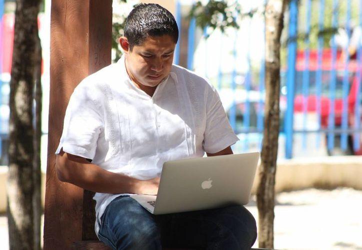 En el Icat prevén que en este año haya 36 mil capacitados a nivel estatal. (Adrián Barreto/ SIPSE)