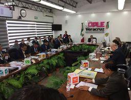 Veracruz llama a la calma y a votar con la razón