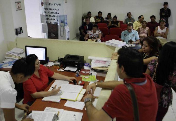 Los órganos de la STyPS en Quintana Roo realizaron un total de 4 mil 208 audiencias públicas. (Redacción/SIPSE)