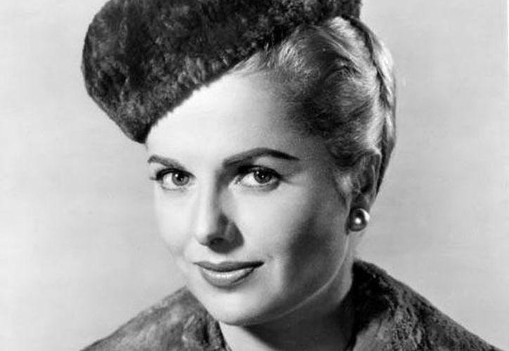 Martha Hyer participó en 34 filmes durante su carrera como actriz. (acertaincinema.com)
