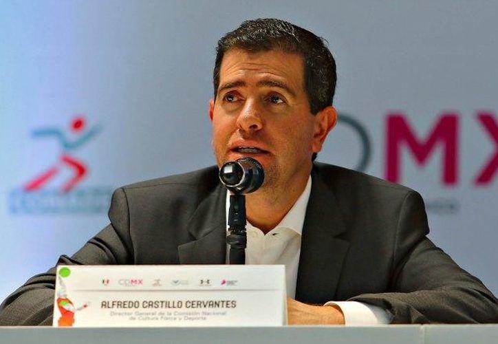 Dirigentes deportistas piden la renuncia de Alfredo Castillo.  (Foto: Internet)