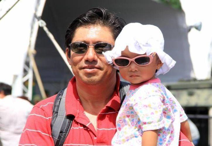 Mientras que Mérida registró una máxima de 37.7 grados este lunes, hoy se espera que el calor vuelva a prevalecer. (Milenio Novedades)