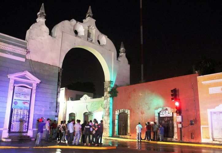 El Paseo de las Ánimas comenzará en el arco de San Juan. (Milenio Novedades)