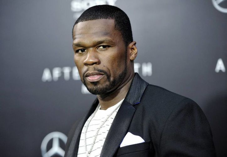 50 Cent y la mujer a la que lesionó mantuvieron una relación durante tres años. (Agencias)