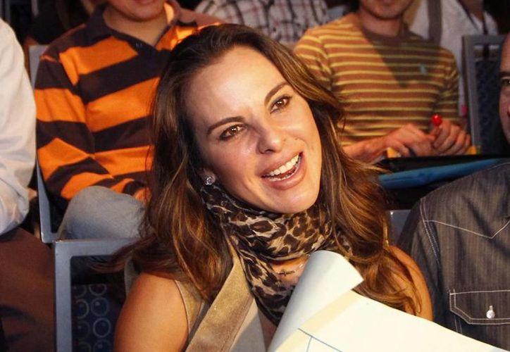 Kate del Castillo encabeza la puesta en escena escrita por Eve Ensler en su reestreno en Nueva York. (Archivo Notimex)