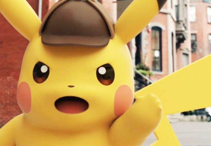 La película live action de Pokémon estará basada en el videojuego 'Pikachu Detective'. (Captura de pantalla del tráiler/ Youtube)