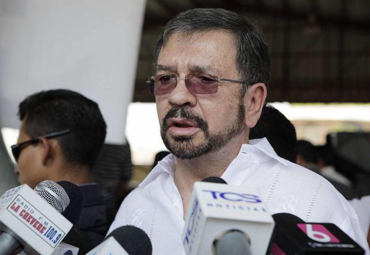 El ministro de Defensa de El Salvador, David Munguía Payés, dijo que se desconocen lugares específicos donde entrenan a los pandilleros. (EFE/Archivo)