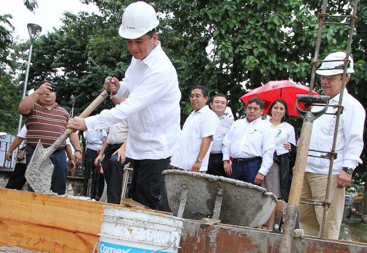 Trabajan de manera de conjunta para consolidar el desarrollo de la isla. (Cortesía/SIPSE)