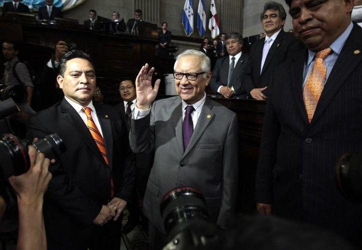 Alejandro Maldonado Aguirre tiene amplia experiencia como funcionario público: ha sido ministro de Estado, embajador y dirigente político. (EFE)