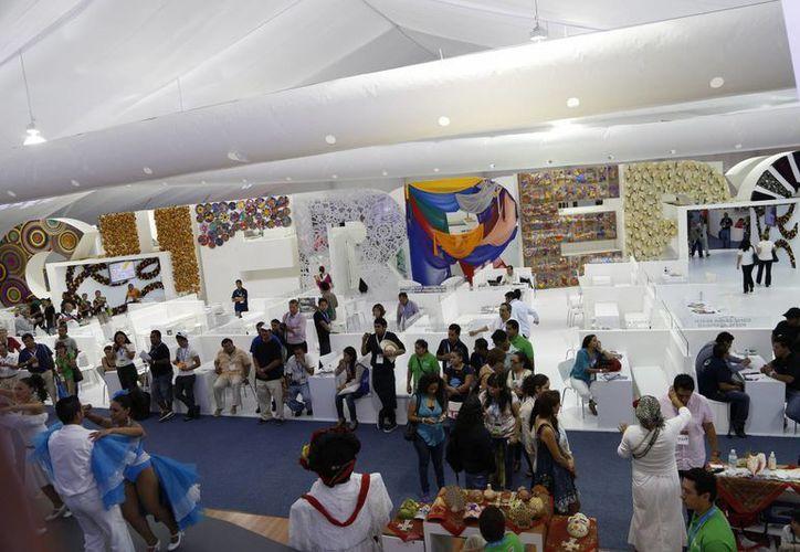 El evento turístico fue inaugurado ayer en Acapulco. (Israel Leal/SIPSE)
