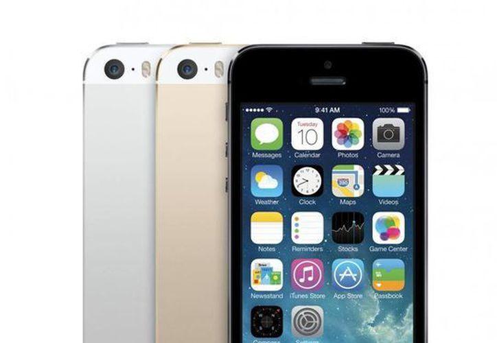 El iPhone 5s es el smartphone más avanzado del mundo en la actualidad. (media.melty.es)