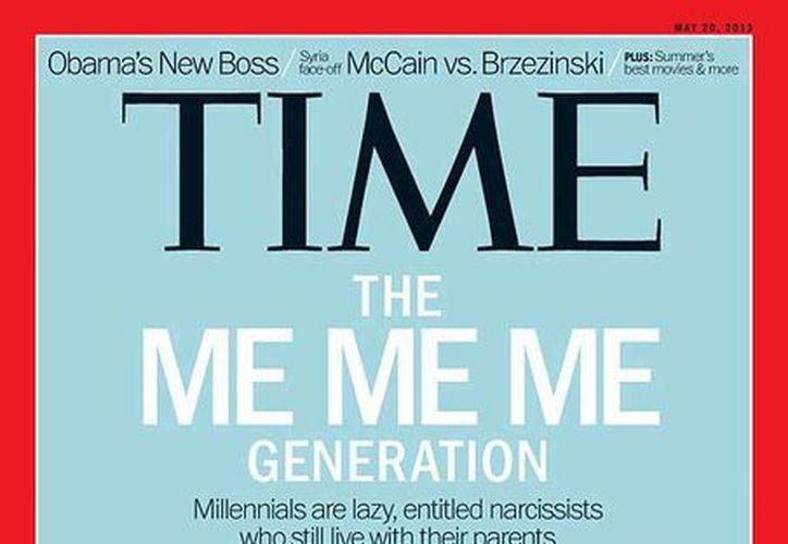 Exceso de confianza, característica de la generación Y. (time.com)