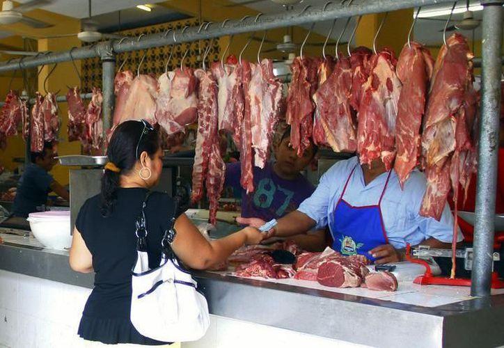 Ninguno de los rastros municipales y mataderos que operan en Q. Roo, está certificado. (Foto: Contexto/SIPSE)