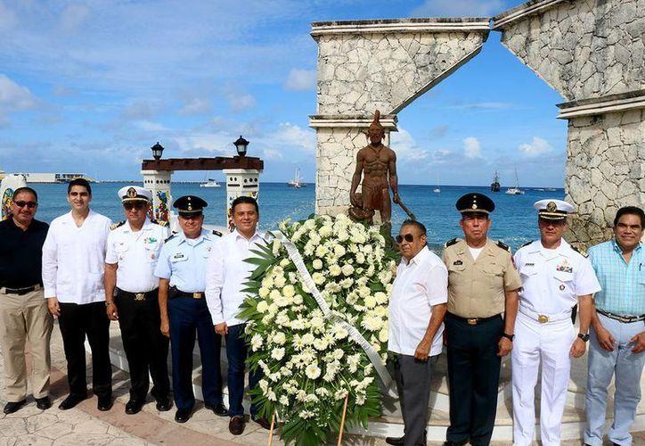 """Gonzalo Guerrero llegó al continente americano en una expedición marítima con destino a la población conocida como """"La Española"""", en Cuba. (Redacción/SIPSE)"""