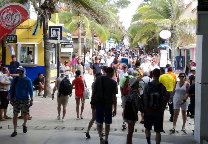La Riviera Maya alcanzó la ocupación hotelera de 84.8%. (Foto: Contexto/SIPSE)