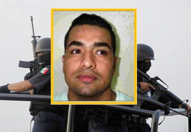 Víctor Aguirre Garzón, alias El Gordo, es señalado como líder de sicarios del cártel Independiente de Acapulco (CIDA). (Agencias)