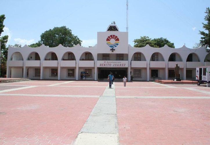 El Ayuntamiento de Benito Juárez realizó el jueves pasado la presentación de Smart Map Cancún. (Sergio Orozco/SIPSE)