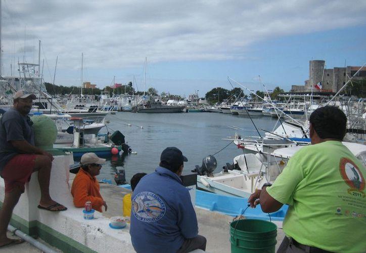 Trabajadores del sector turístico de Cozumel se dijeron afectados económicamente. (Marco Do Castella/SIPSE)