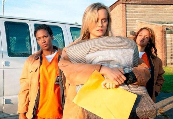 A partir de marzo en adelante se estrenarán una gran cantidad de series protagonizadas por mujeres, como es el caso de  'Orange is the new black'. (Netflix)