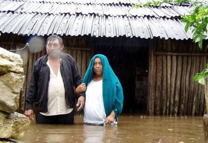 Los daños fueron cuantificados en más de 7 mil 300 millones de pesos, y de estos, mil 600 millones fueron en afectaciones a viviendas. (SIPSE)