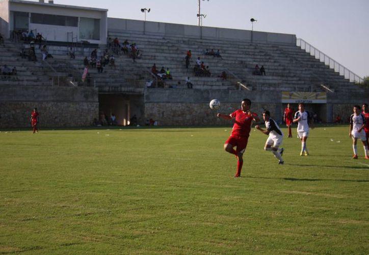 Potros Dunosusa ganó 2-0 a Deportivo Samahil en la cuarta jornada de la Primera Fuerza Estatal. (Milenio Novedades)