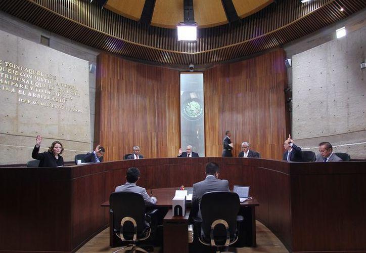 El Tribunal considera que se requieren reformas electorales. (Archivo/Notimex)
