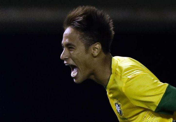 Neymar luce listo para enfrentar a sus rivales europeos. (Archivo/Agencias)