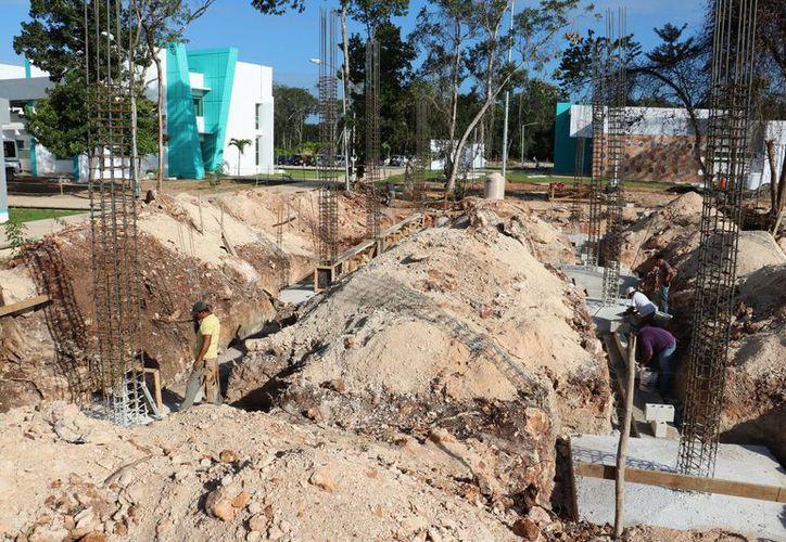 Para la obra, se invirtieron dos millones 435 mil pesos, recursos del estado y Federación. (Joel Zamora/SIPSE)
