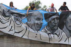 Papa Francisco desborda el fervor en Filipinas