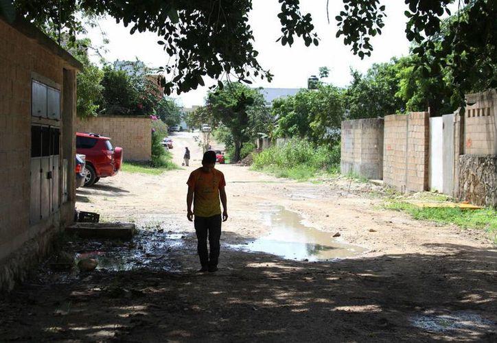 El desmedido crecimiento poblacional que se registra en la Riviera Maya crea la necesidad de habilitar más lotes para dar techo a cientos de familias. (María Mauricio/SIPSE)