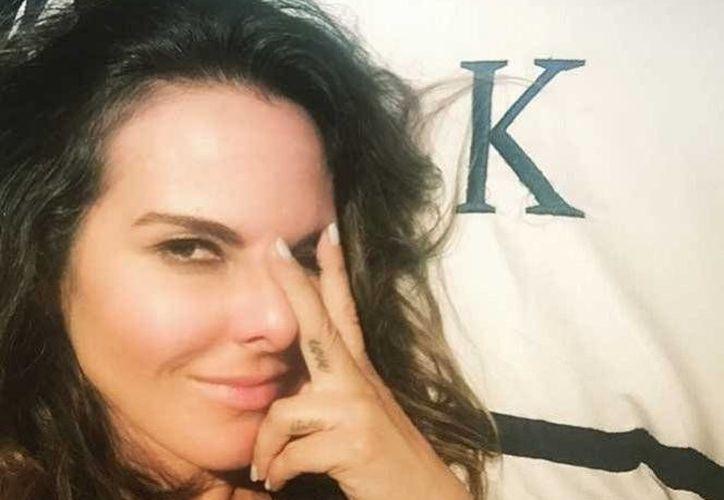 Kate del Castillo cuenta con un amparo contra una orden de presentación de la PGR. (Foto de Instagram)