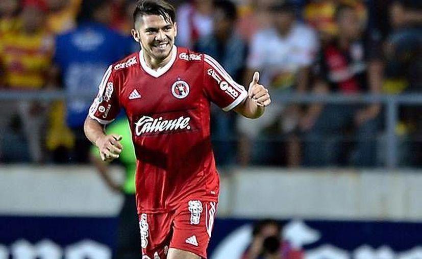 Henry Martín suma un gol en la actual temporada con Xolos de Tijuana. (Archivo/Notimex)