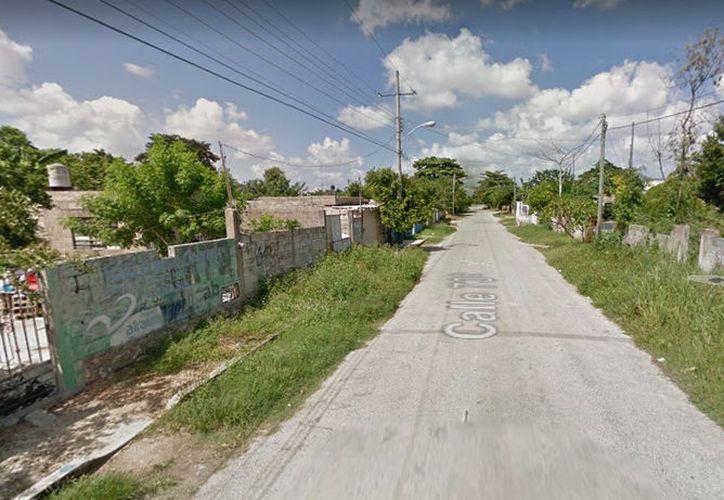 Cinco años de prisión por violencia intrafamiliar para José N, vecino de la colonia San Antonio Kaua, de Kanasín. (SIPSE)