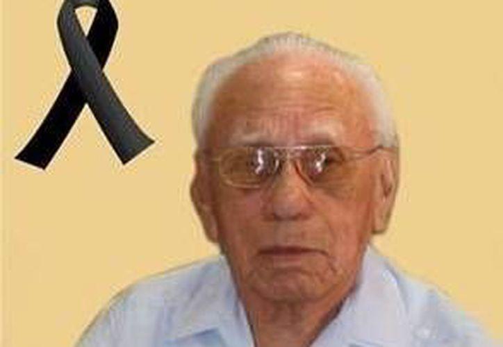 Don Mariano Castillo Castro fue un gran promotor de la Fiesta Brava en Yucatán. (Milenio Novedades)