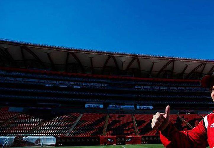 Miguel Herrera, El Piojo, entrenador de Xolos de Tijuana, fue suspendido un partido al igual que el portero del Puebla, Cristian Campestrini. (hoylosangeles.com)